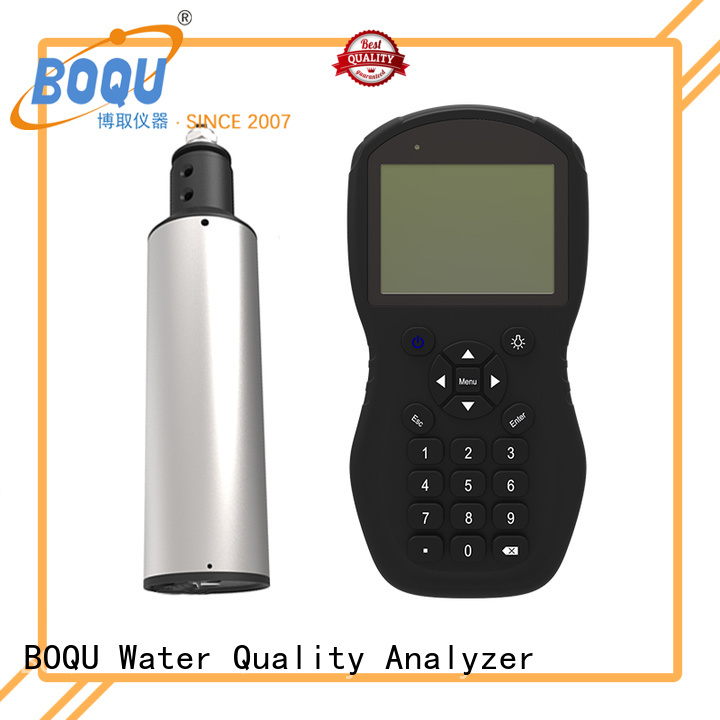 BOQU accurate portable tss meter directly sale for research institutes