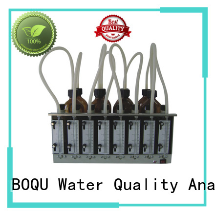 BOQU professional laboratory bod meter supplier for water