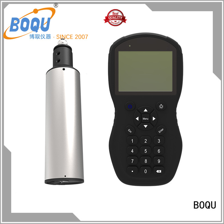 convenient portable suspended solids meter directly sale for surface water