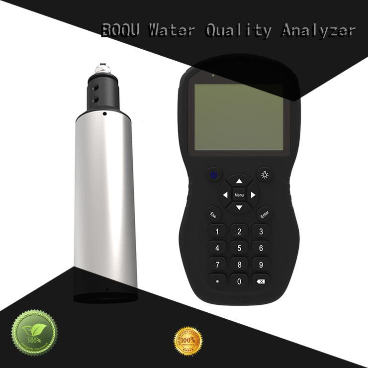 BOQU convenient portable tss meter wholesale for research institutes