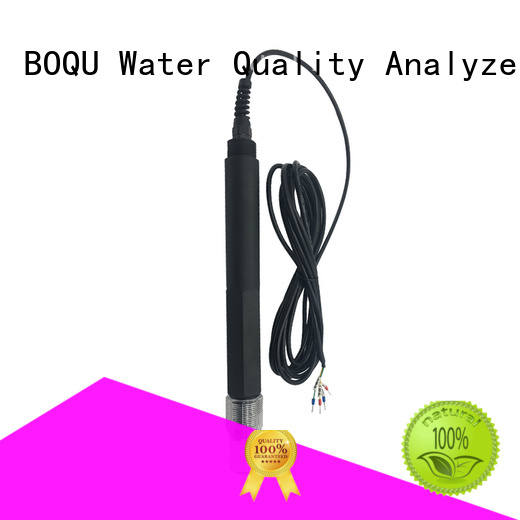 BOQU chlorine sensor manufacturer for swimming pool