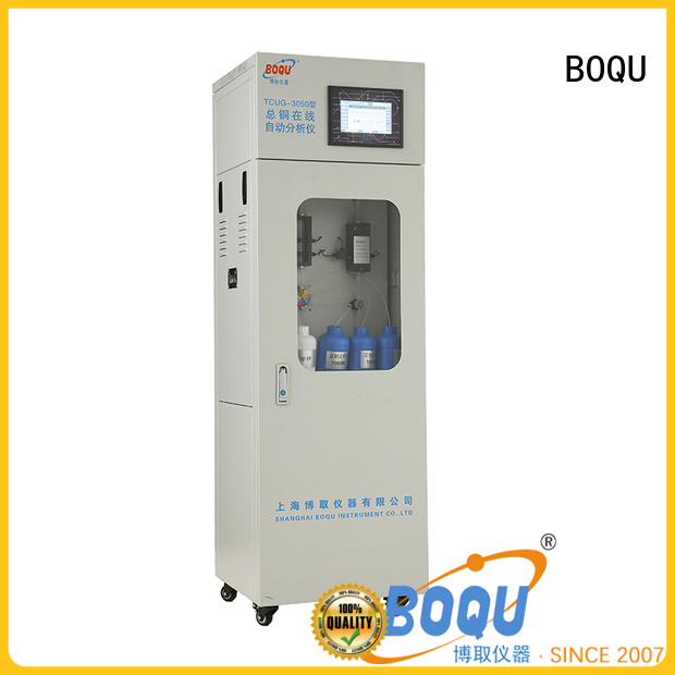 BOQU professional cod analyser supplier for industrial wastewater treatment