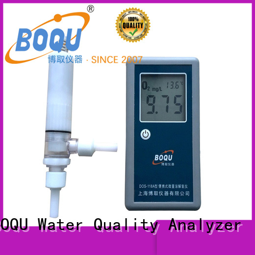 BOQU portable do meter directly sale for school laboratories