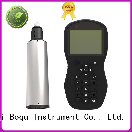 BOQU portable tss meter series for surface water