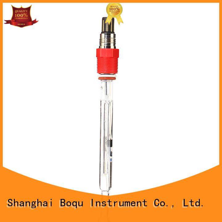 BOQU long lasting ph electrode wholesale for liquid solutions