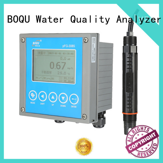 BOQU water hardness meter factory direct supply for industrial waste water