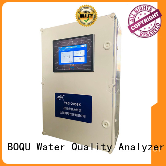 BOQU chlorine meter factory direct supply for water analysis
