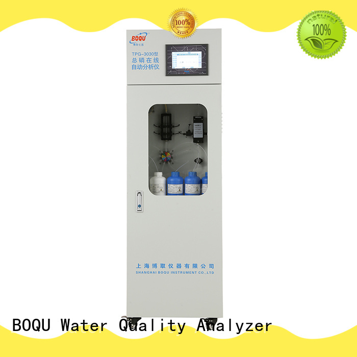 BOQU efficient cod analyzer factory direct supply for industrial wastewater treatment
