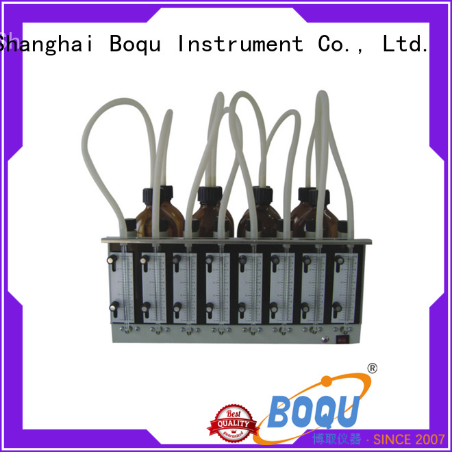 BOQU efficient laboratory bod meter manufacturer for water quality monitoring