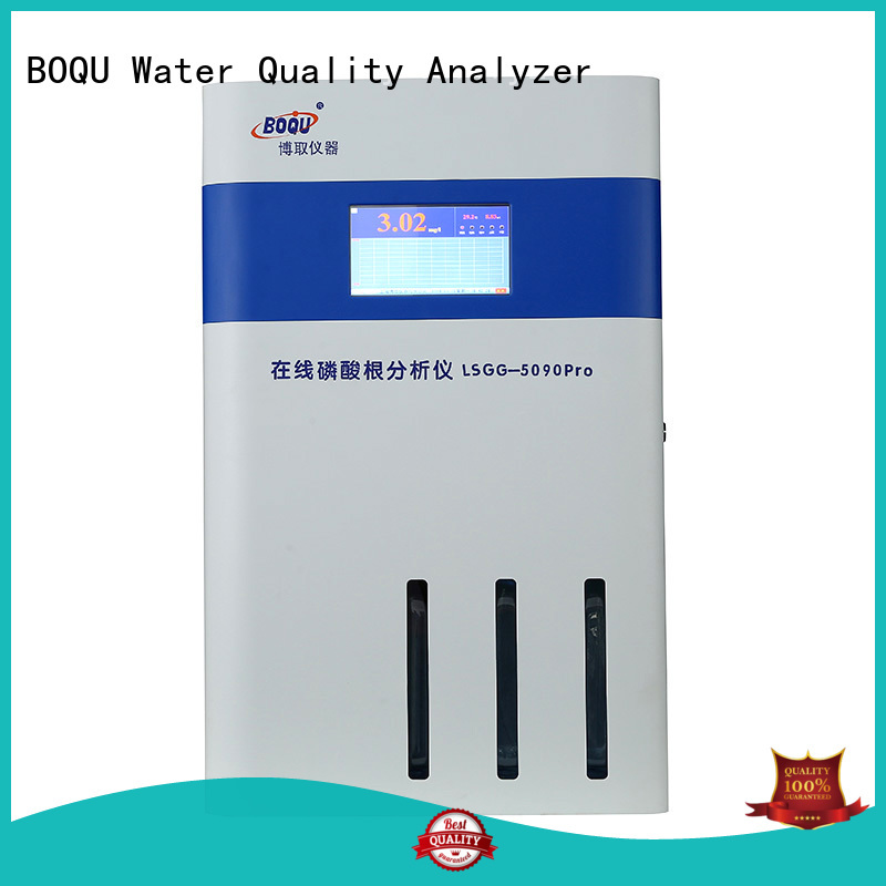 BOQU online phosphate analyzer supplier for pure water