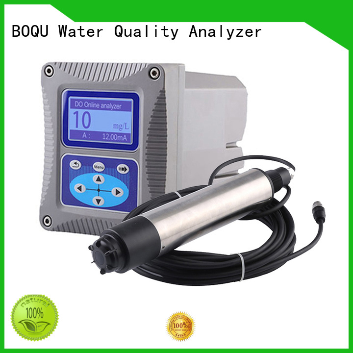 BOQU dissolved oxygen meter factory direct supply for fish hatcheries