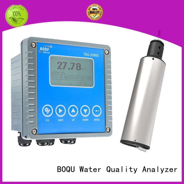 BOQU turbidity analyzer directly sale for water station