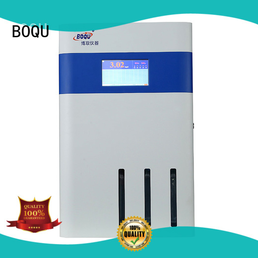 BOQU high precision sodium analyzer factory direct supply for biochemical engineering