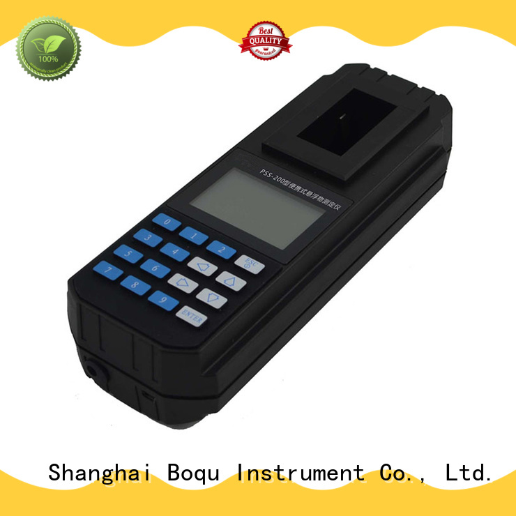 BOQU cost-effective portable suspended solids meter wholesale for industrial waste water