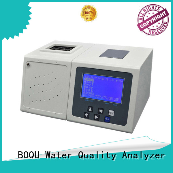 efficient cod analyzer with good price for waste water application