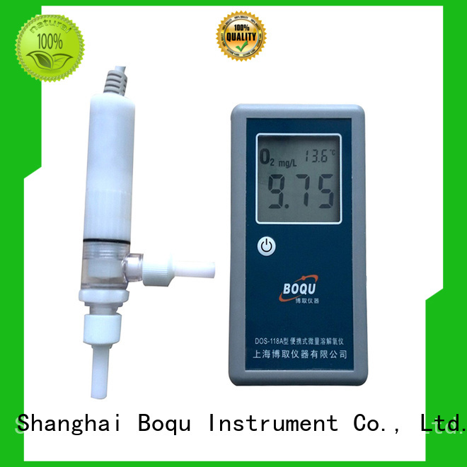 portable do meter factory direct supply for aquaculture BOQU