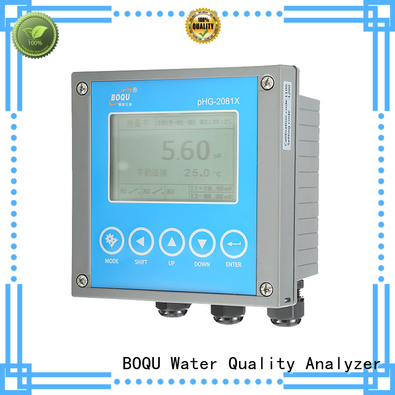 BOQU tds meter from China for foodstuff