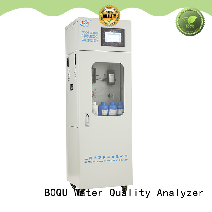 stable cod analyzer directly sale for industrial wastewater