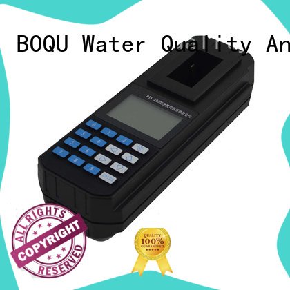 BOQU accurate portable suspended solids meter manufacturer for surface water