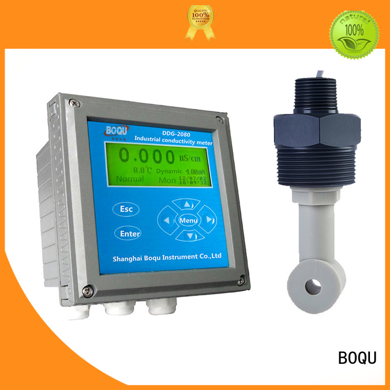 BOQU alkali concentration meter series for chemical industry
