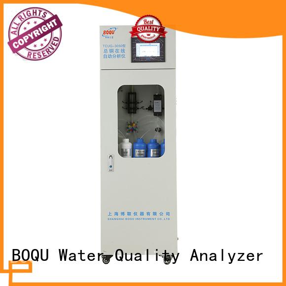 intelligent cod analyzer series for industrial wastewater