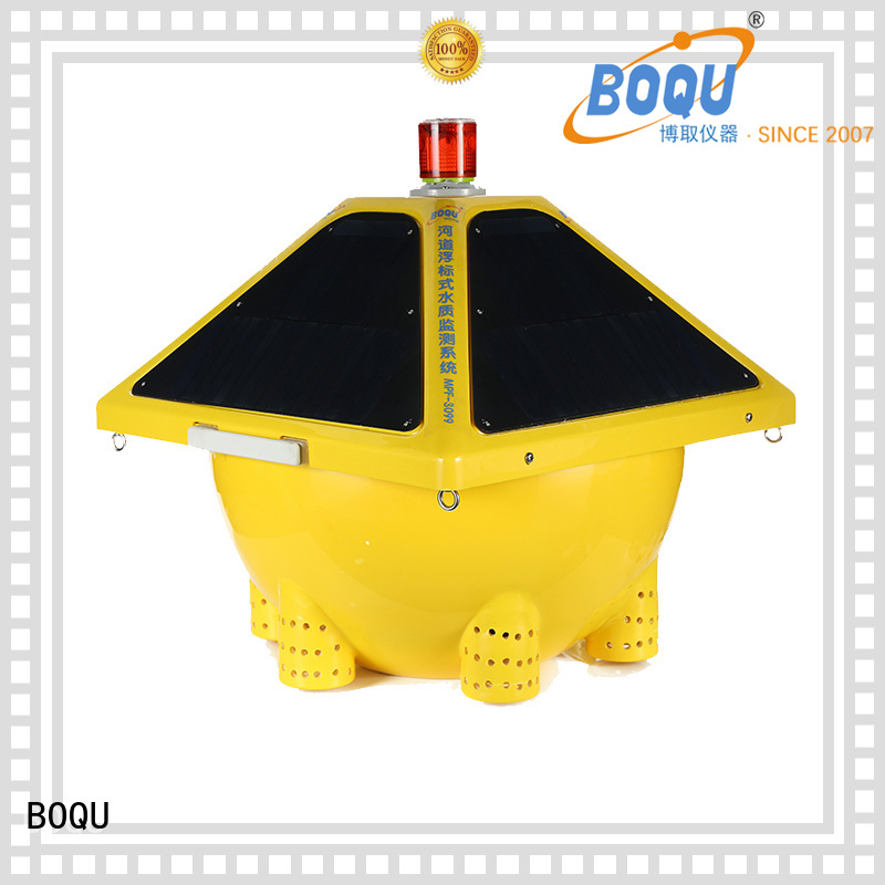 BOQU waterproof multiparameter water quality meter supplier for industrial rivers