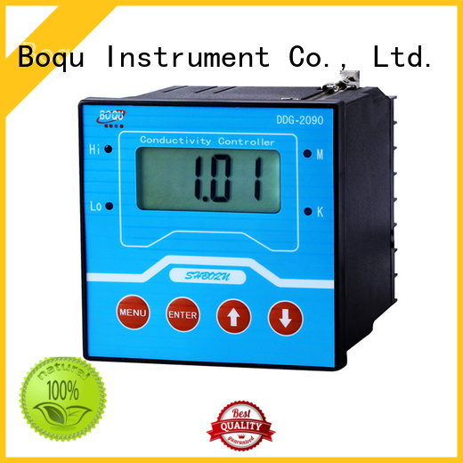 BOQU high precision online conductivity meter wholesale for thermal power plants