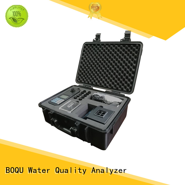 top portable ammonia analyzer factory for surface water