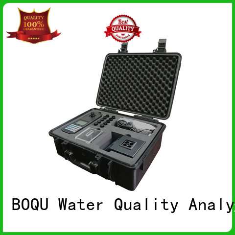 BOQU portable cod analyzer supply for surface water