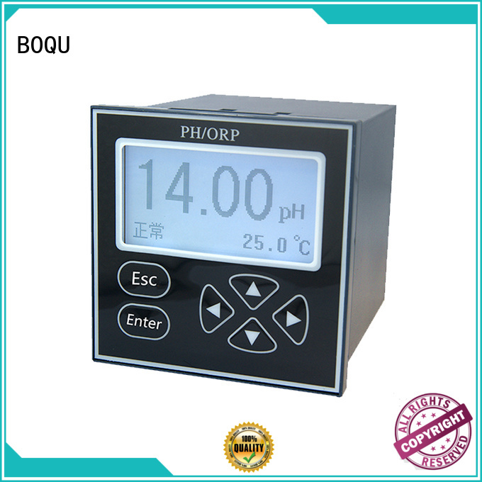 BOQU orp controller factory direct supply for chemical laboratory analyses